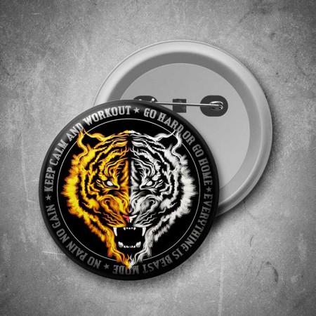 Placka Beast Mode Tiger