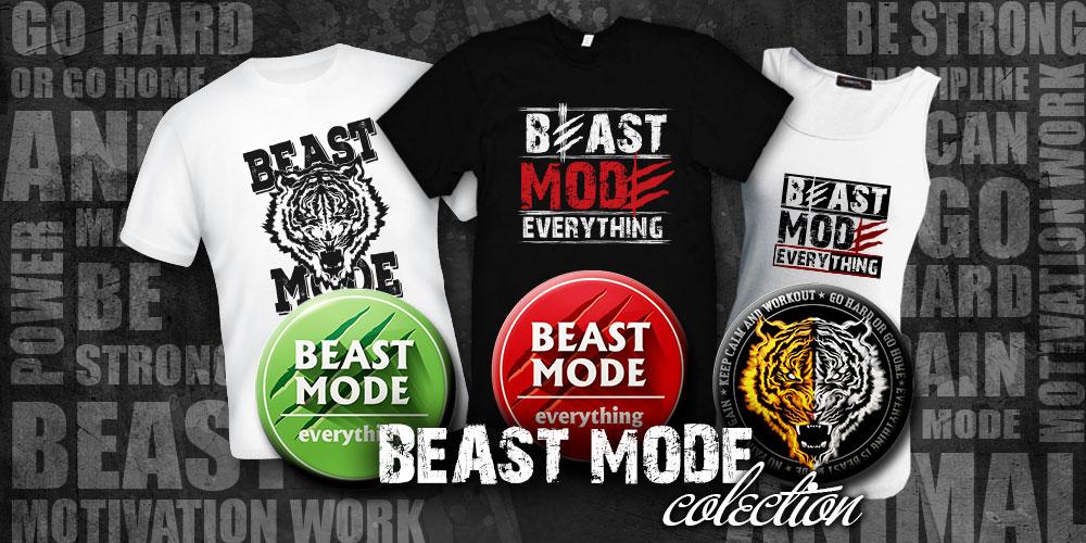 Beast Mode banner eshop