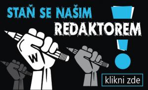 Blog - banner pro nové redaktory
