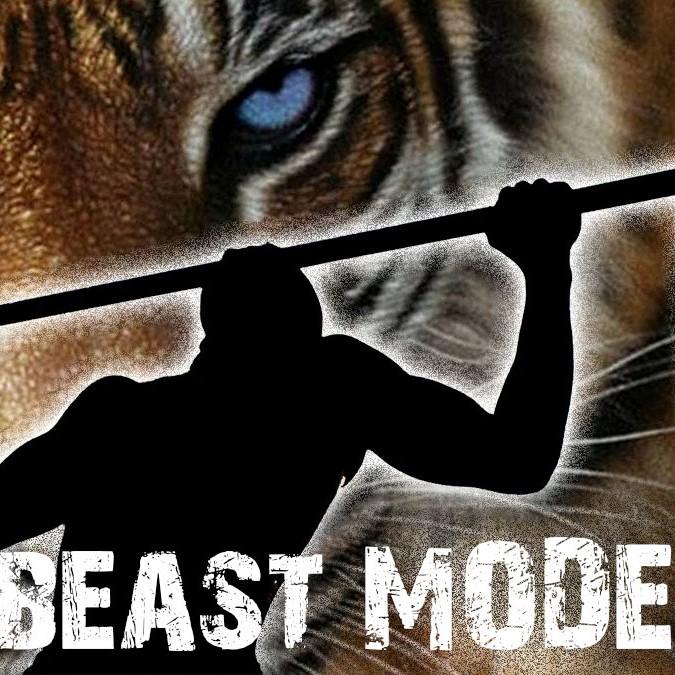30 denní BEAST MODE trénink
