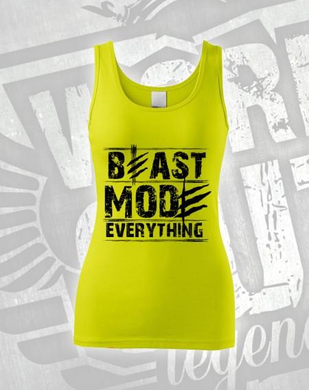 Tílko Beast Everything - liemtková