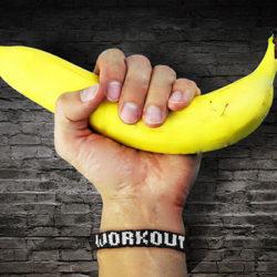 Banán – 7 tajemství, jak ovlivňuje trénink